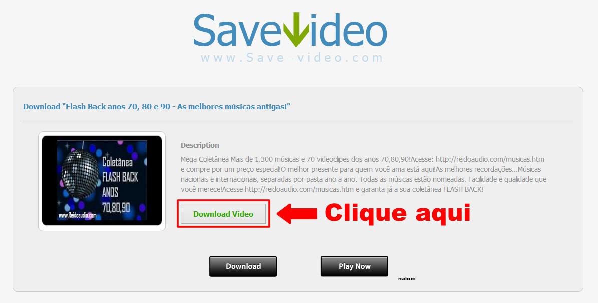 Como baixar músicas do Youtube sem instalar programas
