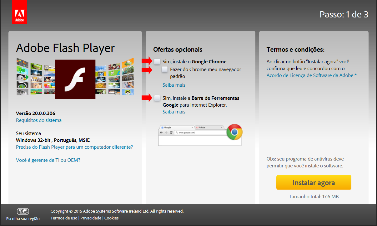 Adobe flash player dicas e tutoriais gratis adobe flash playerformuladareconquista stopboris Image collections